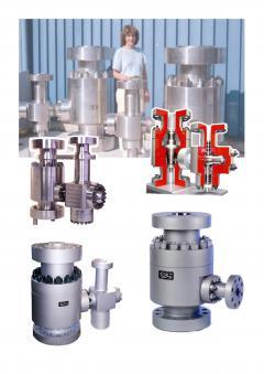 Pumpenschutz Armaturen, Pumpenschutzventile, Mindestmengenventile, Freilaufrückschlagventile, Bypassventile