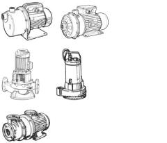 Andere Pumpen